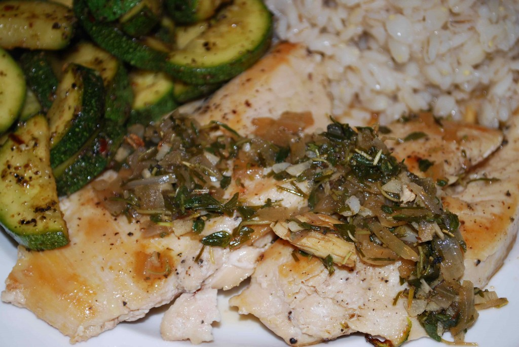 herb-chicken